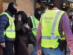 Detenidos tres miembros de una red de captaci�n de Estado Isl�mico