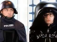Los nuevos cascos de la Polic�a de Baviera provocan mofas