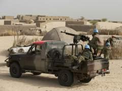 Al menos tres muertos en un ataque a una base de la ONU en Mali