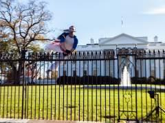 Intruso en la Casa Blanca