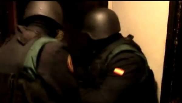 Operaci�n antiyihadista en Barcelona