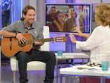 Pablo Iglesias, en 'Qué tiempo tan feliz'