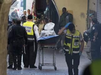Muere un palestino en Jerusalén