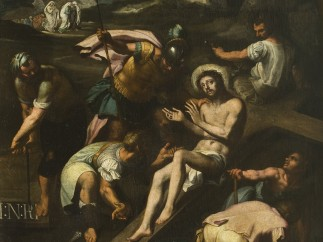 Francisco Ribalta (1565�1628) - Crucifixion, 1582