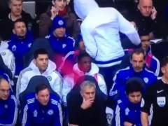 Diego Costa lanza su peto a Mourinho