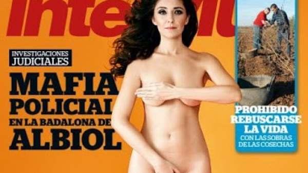 Una Exconcejal De Ciudadanos Desnuda En Interviú