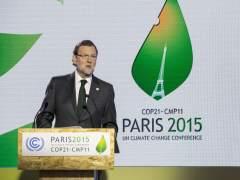 Rajoy promete una ley de cambio clim�tico y ayudas para reducir emisiones