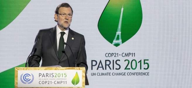 Cumbre Mundial del Clima de París