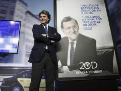 El Partido Popular presenta su campa�a electoral con dos nuevas versiones de su himno