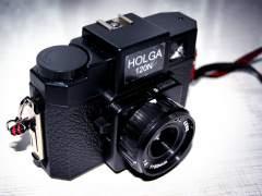 Holga 120 N, una c�mara cl�sica
