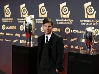 Messi gala LFP 2015.