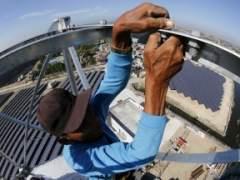 Granja solar en Filipinas