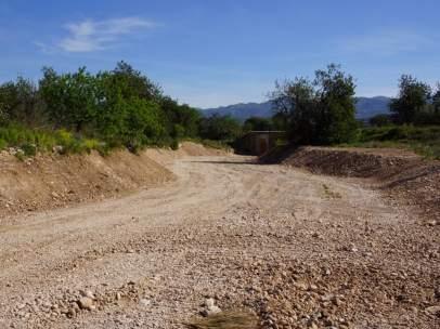 Adequació del riu Sec, a Tortosa.