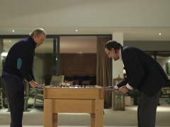 Mariano Rajoy y Bert�n Osborne