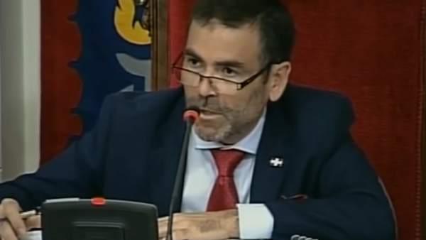 As� se las gasta el alcalde de Cartagena en los plenos
