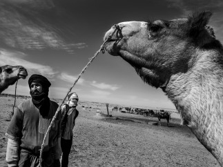 LUIS DE VEGA - Mijek (Sahara Occidental) 27 de octubre de 2007