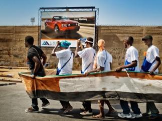 SOFIA MORO - Dakar, 2011