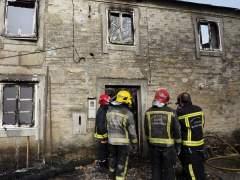 Incendio mortal en Lugo