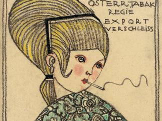 Packungsentwurf (Nr. 9) Dames, 1928