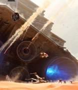 As� es la batalla de Jakku en Star Wars Battlefront