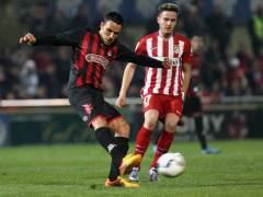 El Atl�tico remonta ante el Reus y toma ventaja en la Copa