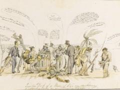 Augustus Earle - A bordo del Beagle
