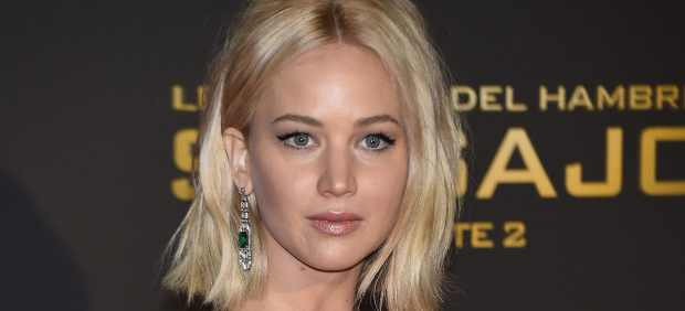 Jennifer Lawrence en Madrid
