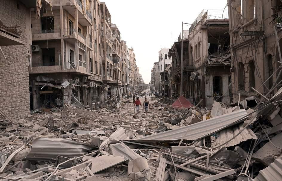 Resultado de imagen de guerra siria