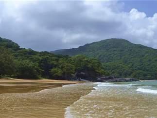 Isla de Con Son, en Vietnam