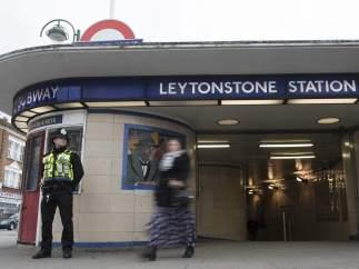 Estación de Leytonstone