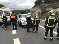 Seis de los doce muertos en las carreteras el fin de semana iban en moto