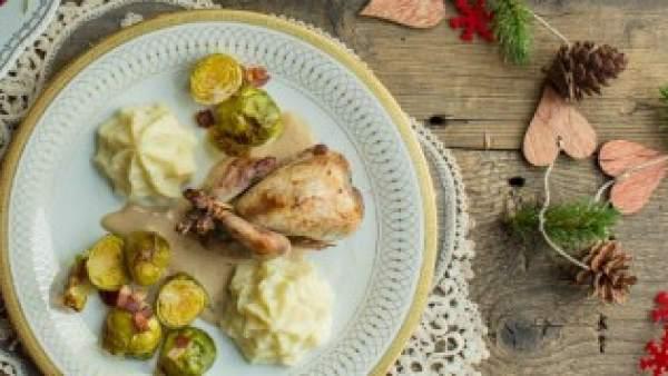 Cinco grandes chefs nos preparan el men perfecto para celebrar la