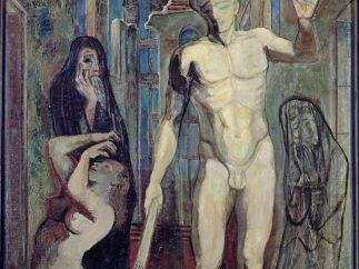 'Großes Requiem', 1944/1945