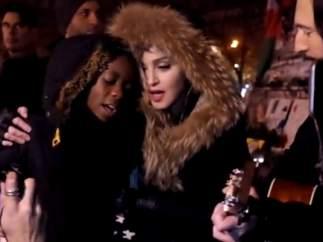 Madonna en París