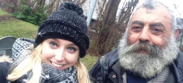 El 'selfie' solidario