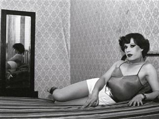 Evelyn I, Santiago, de la serie La manzana de Adán, 1987