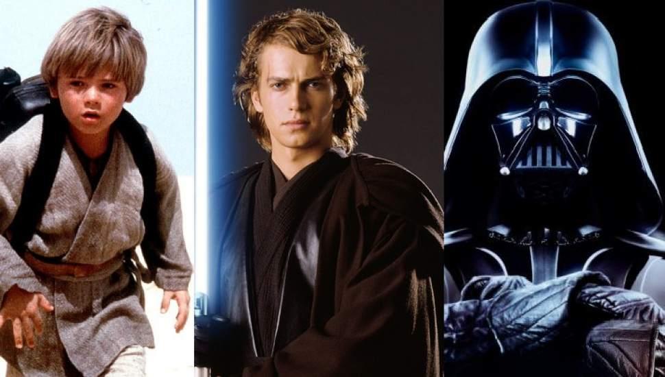 'Star Wars', a través de sus personajes