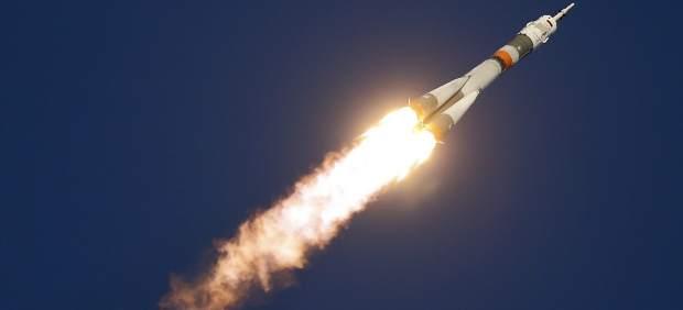 Soyuz TMA-19M despega del cosmódromo de Baikonur