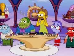 Los Simpson e Inside Out