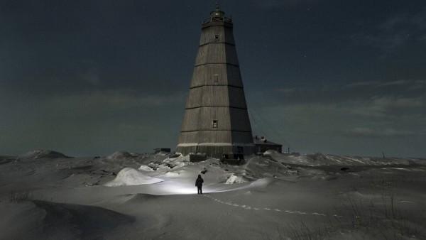 Evgenia Arbugaeva - From the series Weather Man, 2014