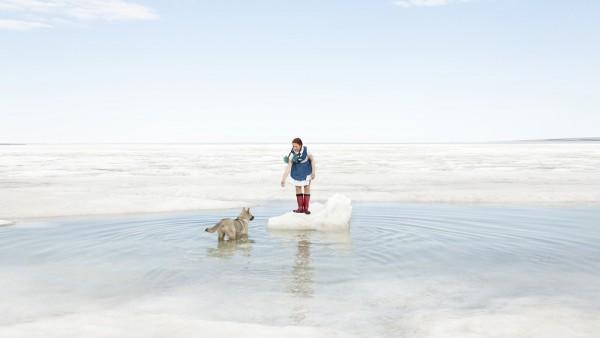 Evgenia Arbugaeva - From the series Tiksi, 2012