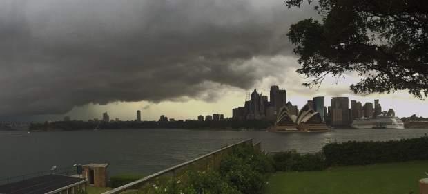 Tornado en Sídney