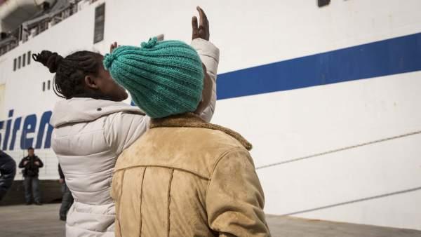 El drama de los menores refugiados