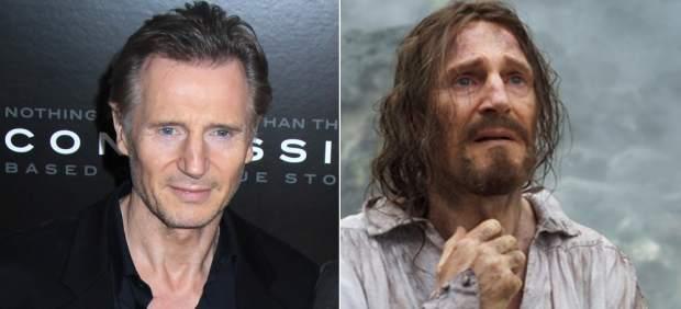 Liam Neeson explica la razón de su aspecto demacrado