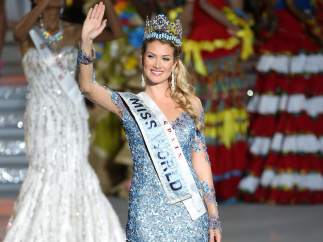 Miss Mundo, española