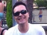 Gonzalo Aldeanueva, de 44 años, desaparecido este jueves en Carabanchel.