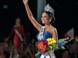 Pia Wurtzbach Miss Universo 2015.