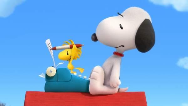 Carlitos y Snoopy se adaptan al siglo XXI con una mezcla de ...