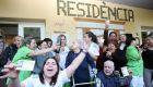Una residencia de ancianos celebra el segundo premio