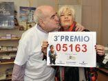 Tercer premio en Albacete